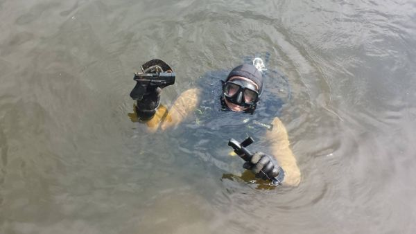 What It's Like to Be an Underwater Crime Scene Investigator