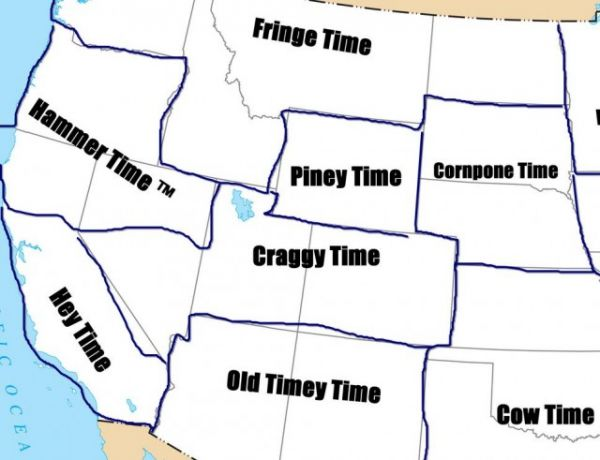 How Did Your Area Earn Its Time Zone Name Read Mr Depew S Post To Find Out It S Hilarious
