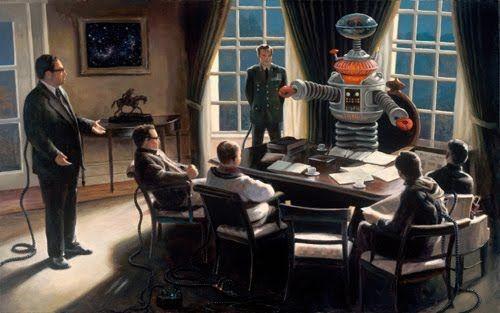 President Robot