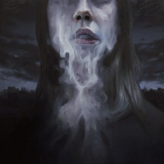 Hauntingly Beautiful Paintings By Henrik Aarrestad Uldalen