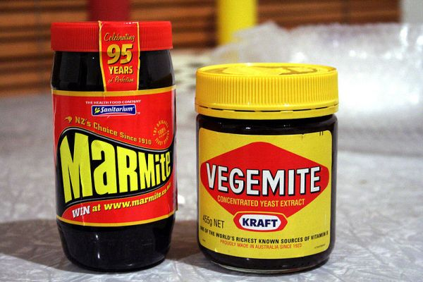 Medical Effects of Vegemite and Marmite