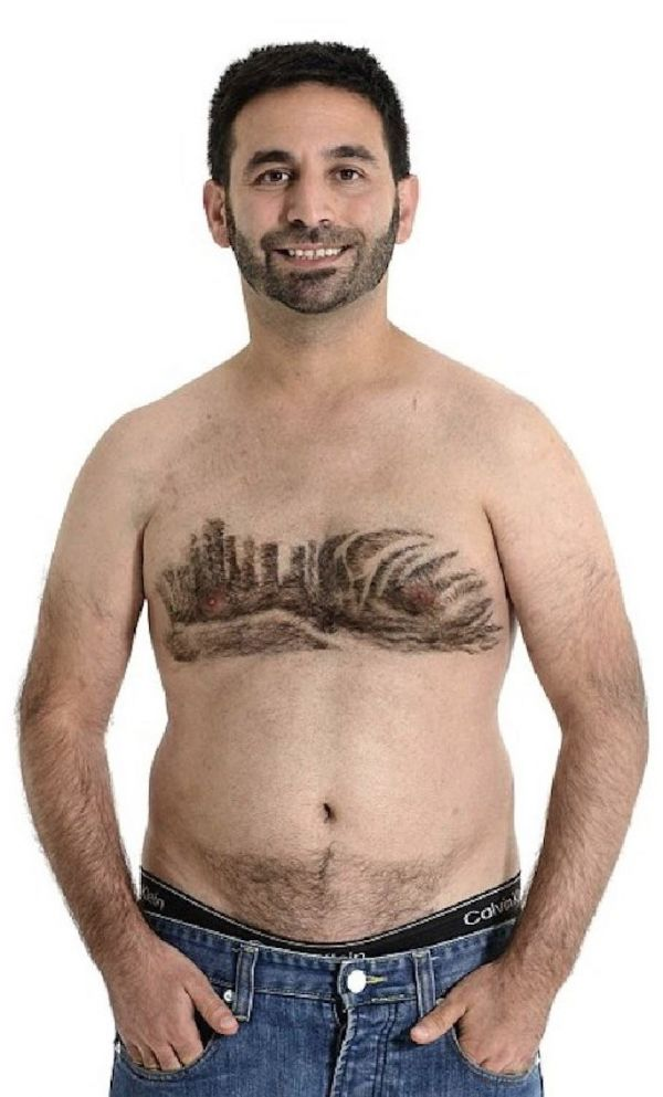 Chest Hair Styles For Real Men Photo Chest Hair Styles For Real Men Photo  Best Hair 2017