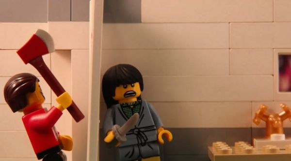 Iconic Movie Scenes Recreated In LEGO Neatorama - 15 awesome movie scenes recreated with lego
