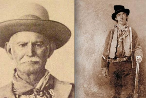a biography of william h bonney the most famous outlaws in american history Watch video william h bonney billy the kid the book was the first of many accounts that would turn the young outlaw into a legend of the american.