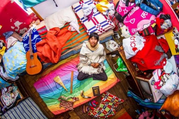 Photographer Shows Us What Bedrooms Look Like Around The World