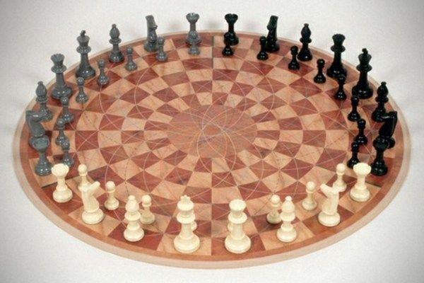 Three-Player Chess
