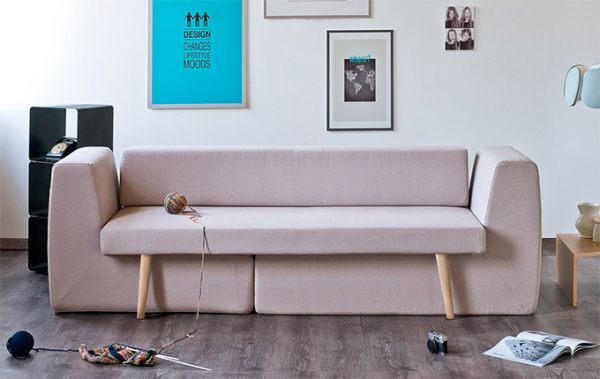 The Best Couch For Small Living Quarters Neatorama