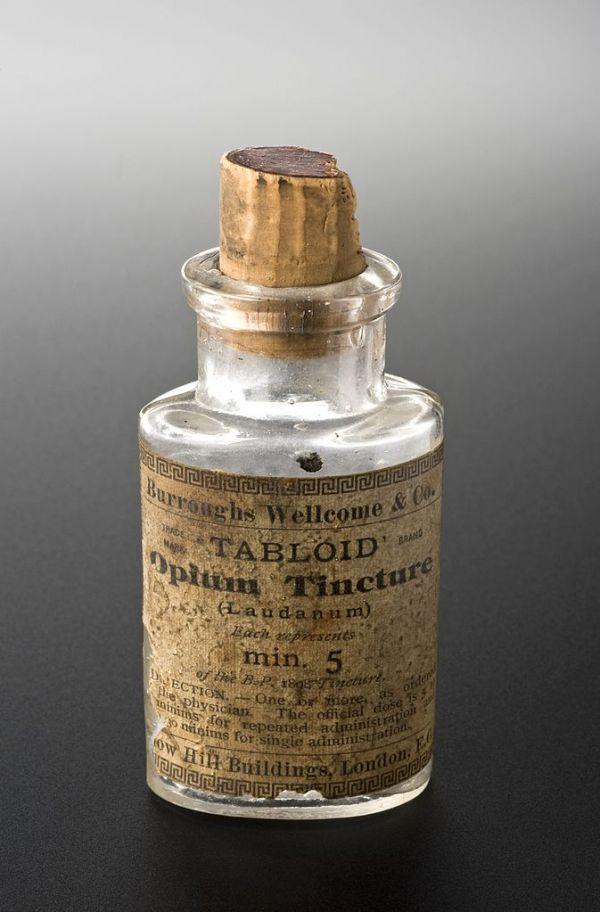 The Victorians' Favorite Drug