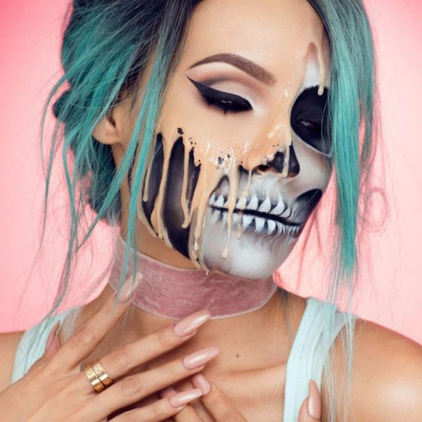 A Ghoulishly Good Collection Of Halloween Makeup Tutorials
