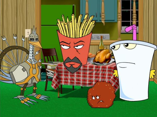 Aqua Teen Hunger Force season 1 -