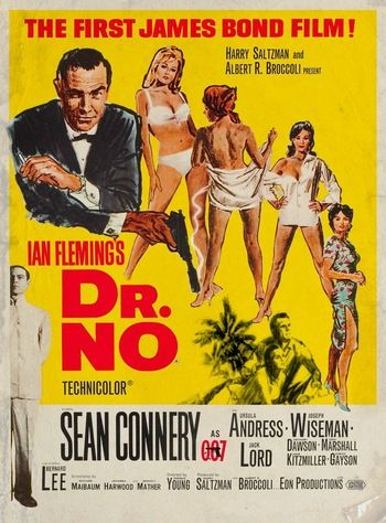 Dr. No: The First James Bond Movie