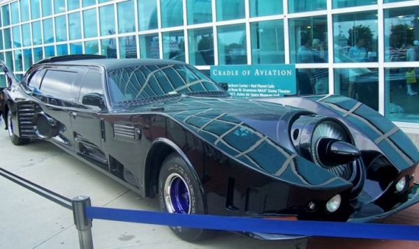 The Stretch Batmobile and Other Crazy Limousines
