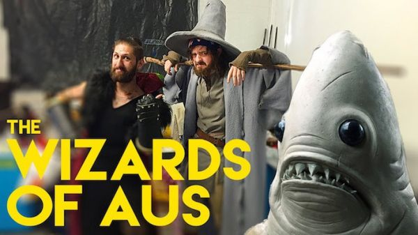 Wizard Of Aus