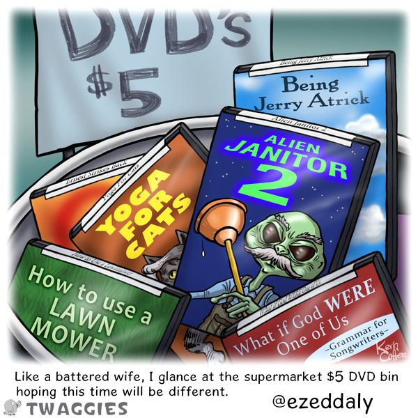 DVD Cartoon
