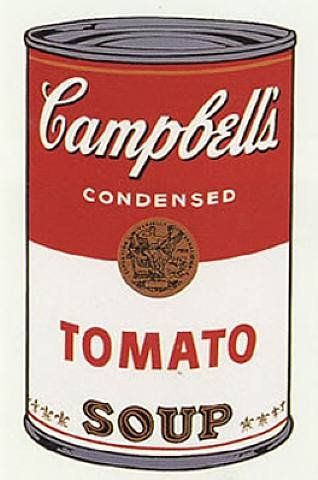 Everything You wanted to Know About Andy Warhol's Soup ...