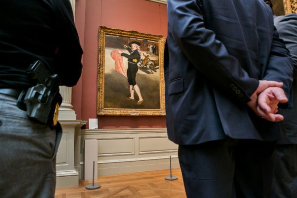 Cops Study Art History to Become Better Observers