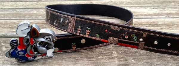Super Mario Bros. belt