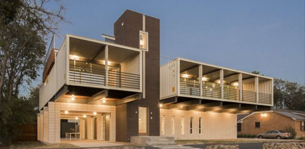 The Evolution of Shipping Container Homes - Neatorama