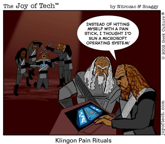 Klingons