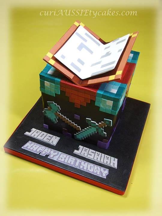 The Creeper TARDIS Cake Neatorama
