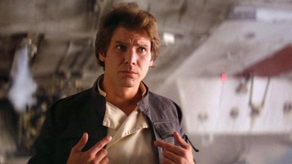 Han Solo was Almost in Revenge of the Sith
