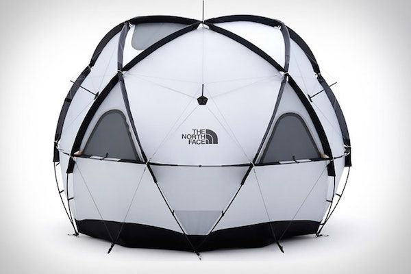 A Geometric Tent That Can Withstand The Harshest Weather