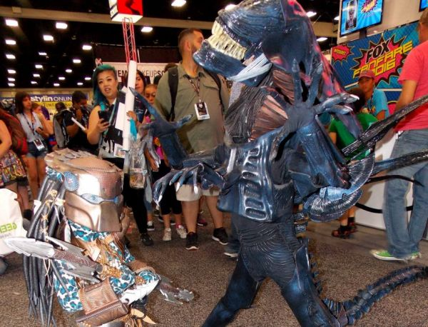 50+ Fantastic Cosplay Photos From the 2016 San Diego Comic Con