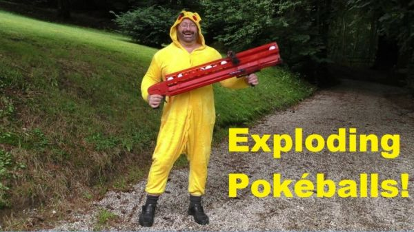 The Pikachu Hunter Pumpgun