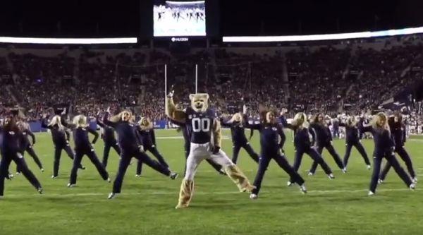 Dancing Cougar