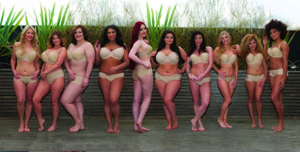 UK Lingerie Brand Launches Campaign To Honor Fuller Figured Women