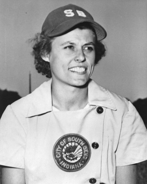 Seventy-Five Years Ago, Women Baseball Players Took the Field