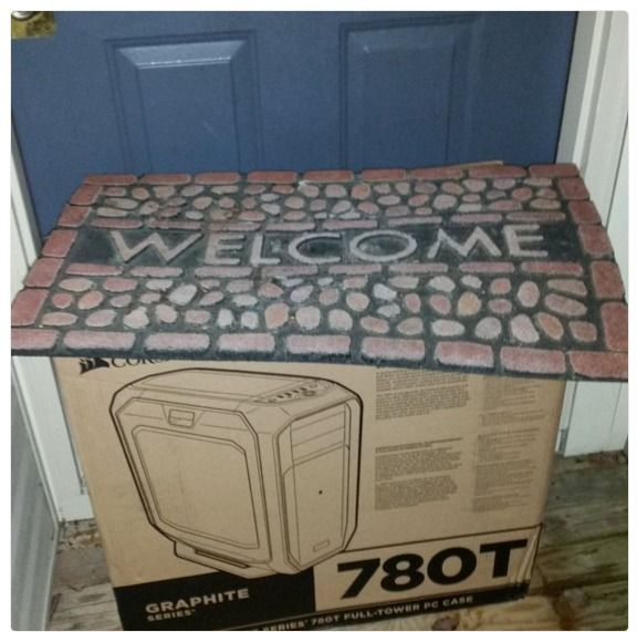 A Full Load Of Package Delivery Fail Pics