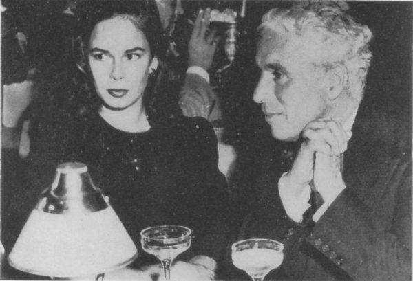 How Charlie Chaplin's Wife Saved His Backyard Fortune