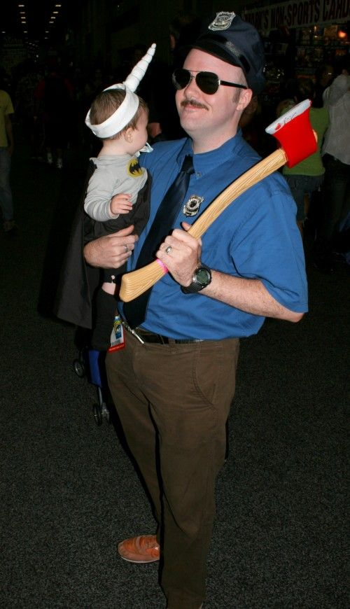 20 amazing and geeky matching parentchild halloween costumes neatorama