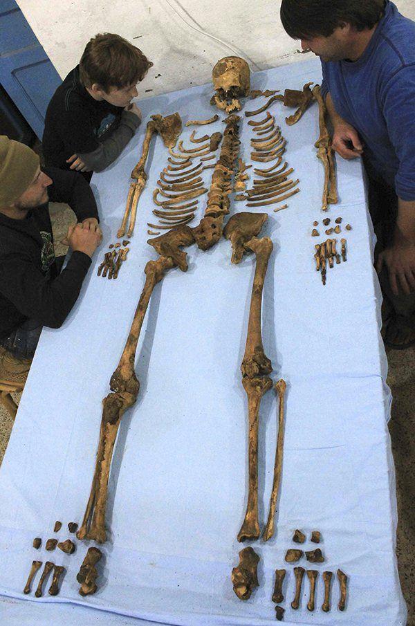 Previously Unknown Egyptian Pharaoh Found