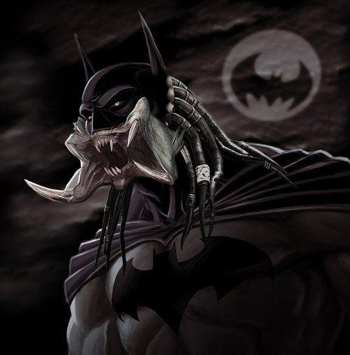 The Dark Knight As The Ultimate Predator - Neatorama