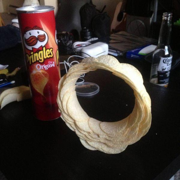 Pringles Stargate