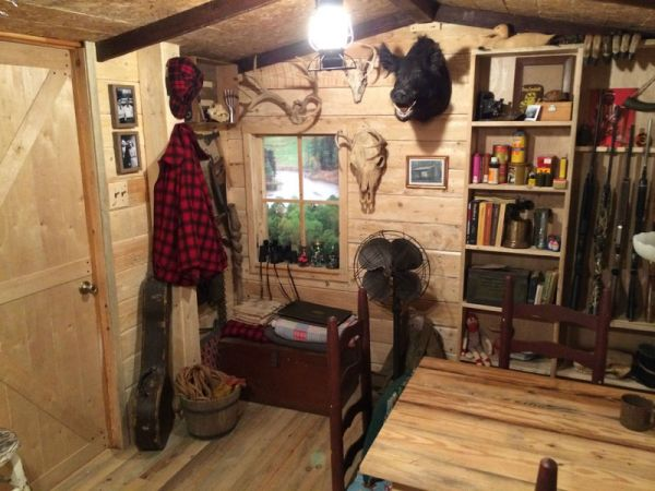 Man Cave Woman Shed : She shed woman cave ideas the ladies answer to man