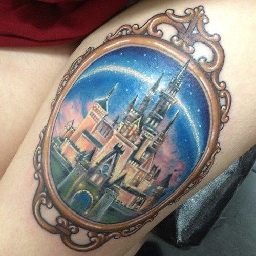 Disney Tattoos Tumblr