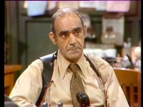 Rip abe vigoda neatorama for Fishing tv shows