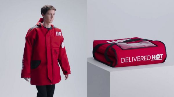 """Pizza Hut Wants To Keep You Warm And Cheesy With The """"Pizza Parka"""""""