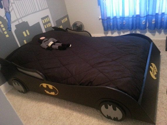 batmobile bed for adults 3