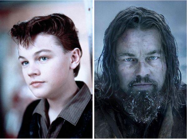 How Movie Stars Age