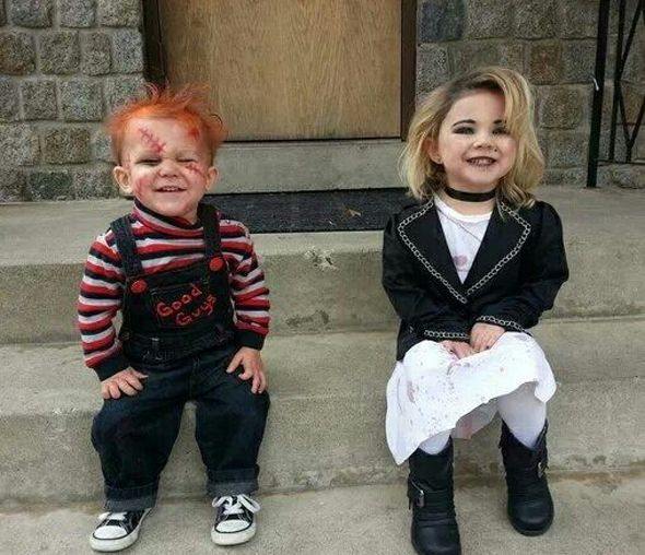 32 Awesome And Ridiculous Children's Halloween Costumes - Neatorama
