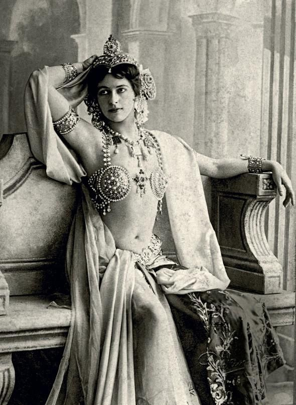 Why Mata Hari Wasn't a Cunning Spy After All