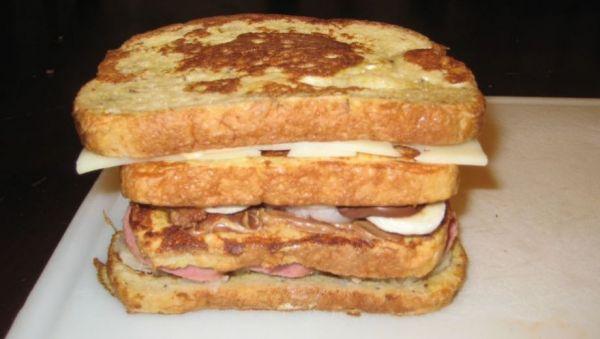 Assembled Sandwich