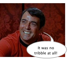 no tribble