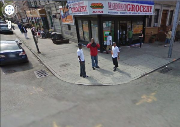 Five Times Google Street View Cameras Have Helped Catch Criminals - Google earth street view