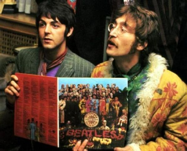 Sgt Pepper S Lonely Hearts Club Band Neatorama