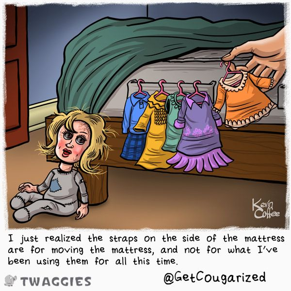 doll clothing cartoon